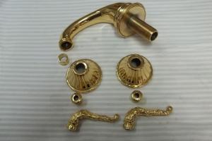 Banho de ouro em sp